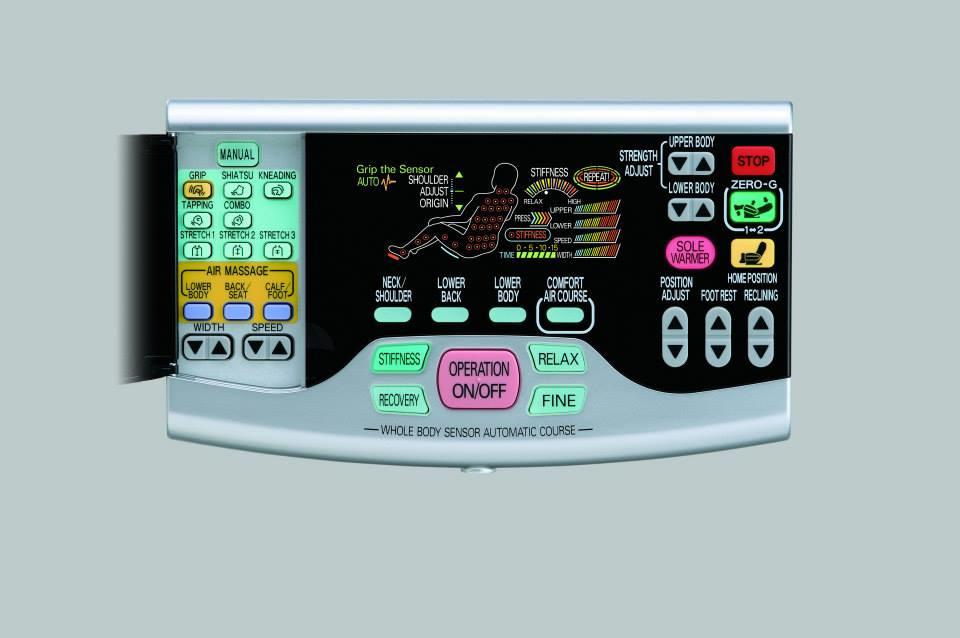 Display Sanyo DR 7700