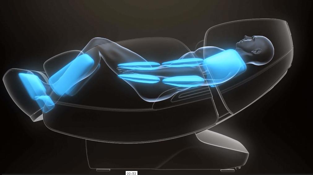 Airbag-Massage