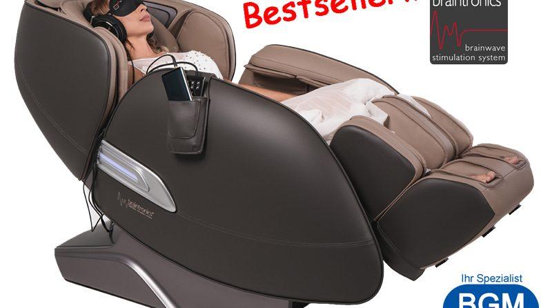 Casada Massagesessel AlphaSonic II Bestseller