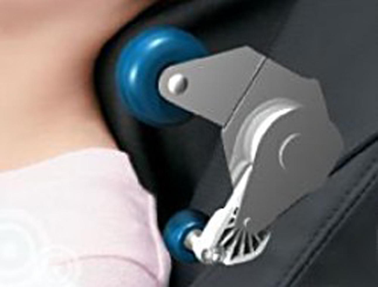 3D Massage von Sanyo