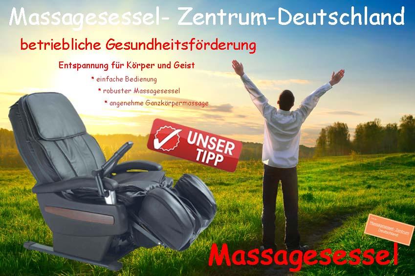 BGM Massagesessel
