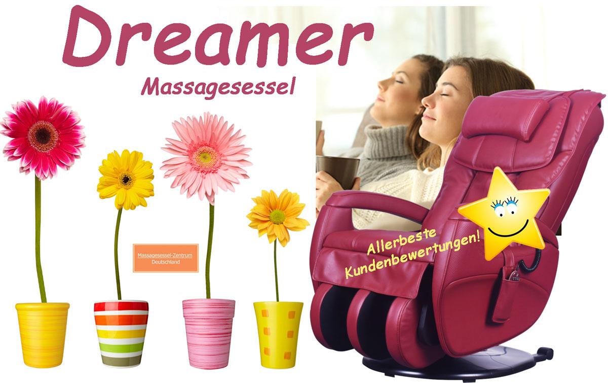 Massagesessel MZD-Dreamer-Allerbeste-Kundenbe
