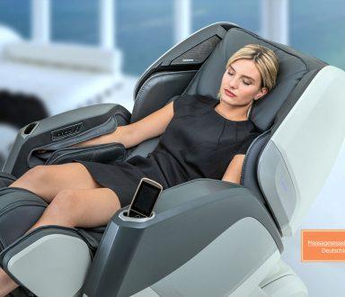 Casada Massagesesel Aura zum Träumen und Entspannen