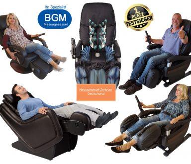 Massagesessel Spezialist für Firmen