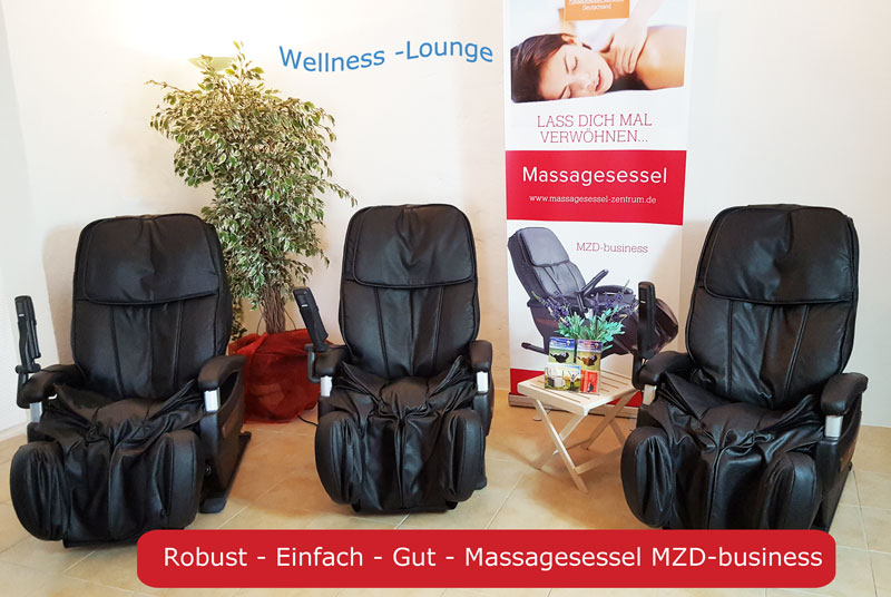 BGM Massagesessel Wellness-Loung