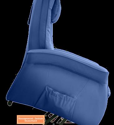 Aufstehhilfe Seniorenmassagesessel- blue