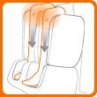 Athrosefunktion Massagesessel