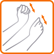 Klopfmassage