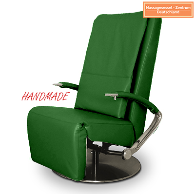 Massagesessel München - Classic Green
