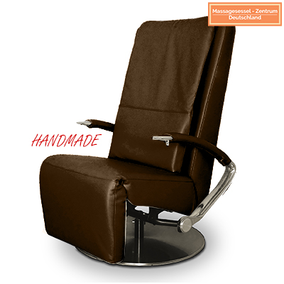 Massagesessel München - Darkbrown