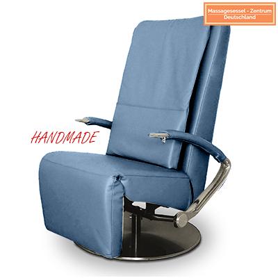 Massagesessel München - Hellblau