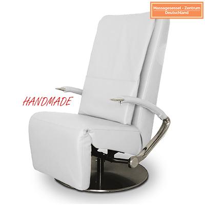 Massagesessel München - White