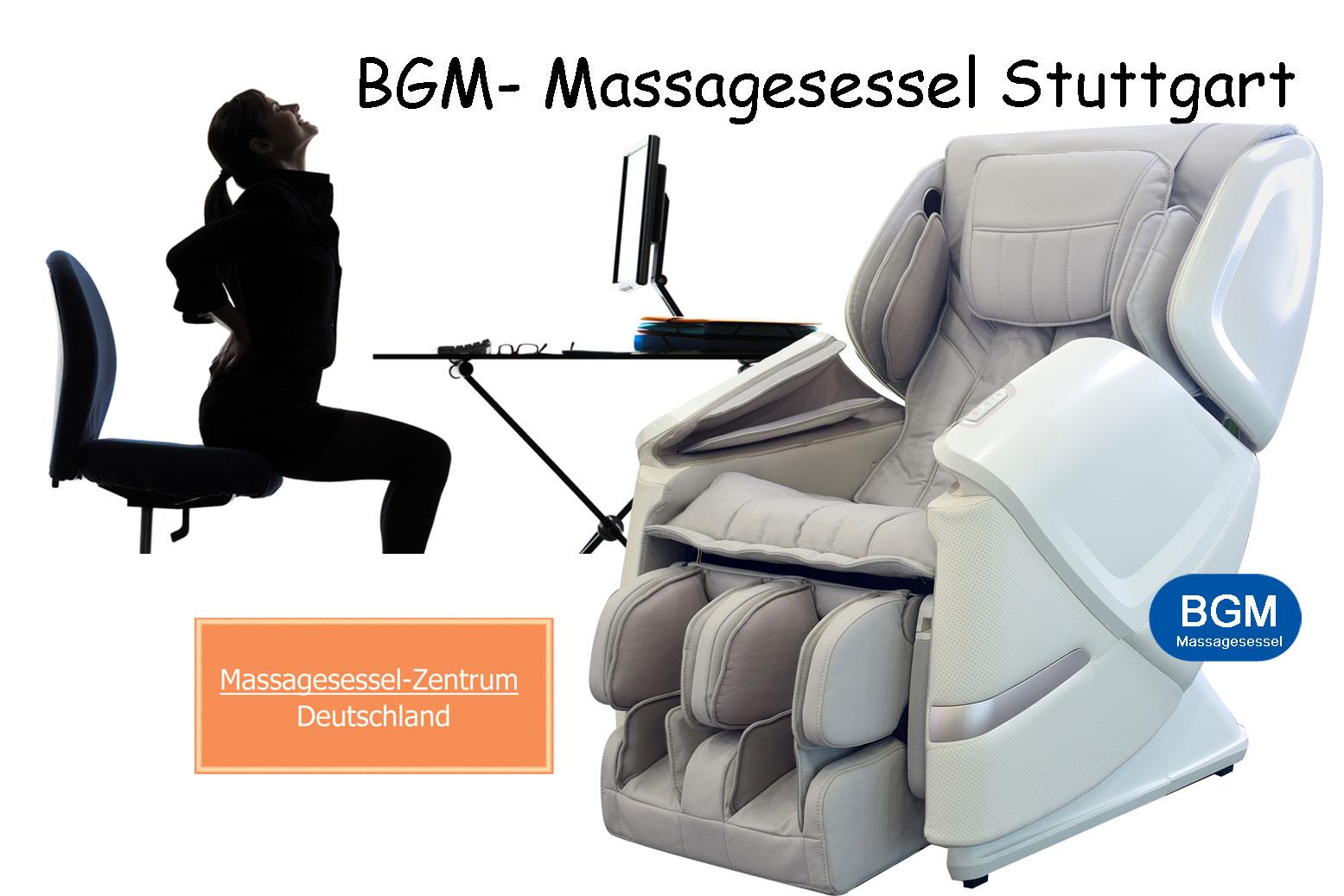 BGM-Massagesessel Stuttgart
