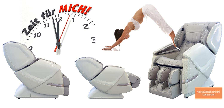 Zeit-für-mich Massagesessel Stuttgart