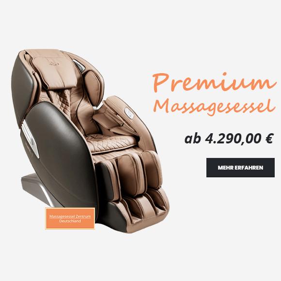 Premium Massagesessel