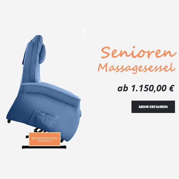 Senioren Massagesessel
