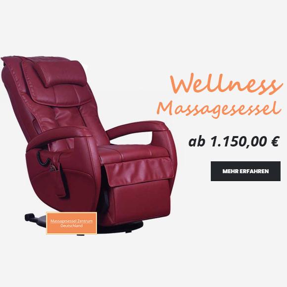 Wellness Massagesessel